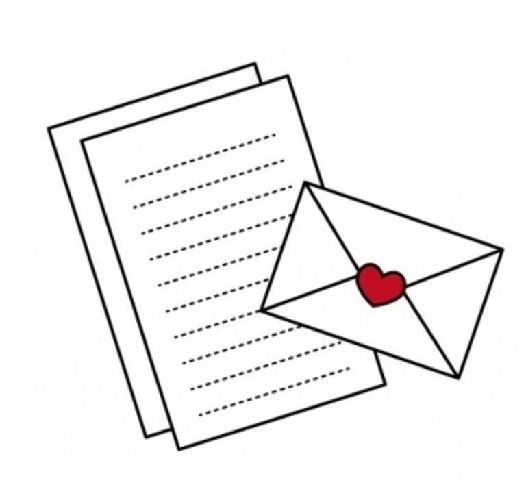 9月直筆お手紙