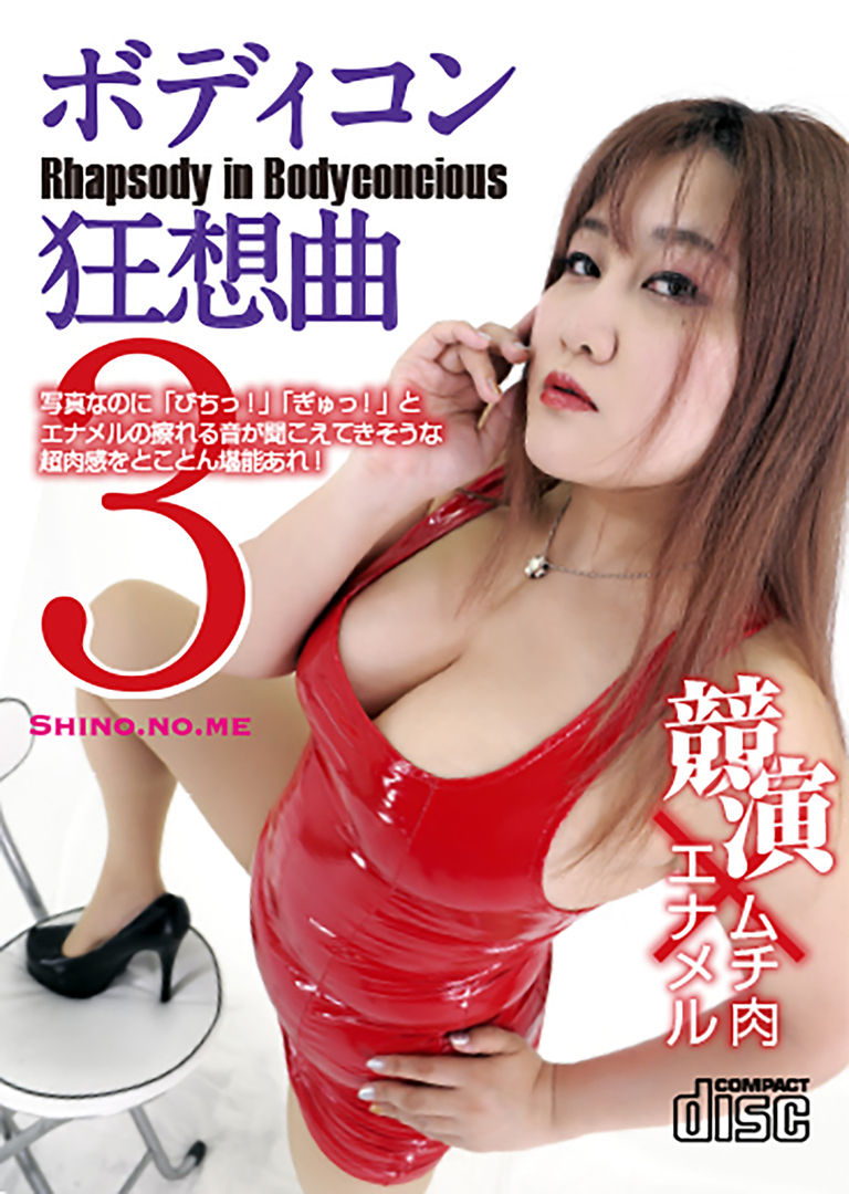 【ダウンロード版デジタル写真集】ボディコン狂想曲 3