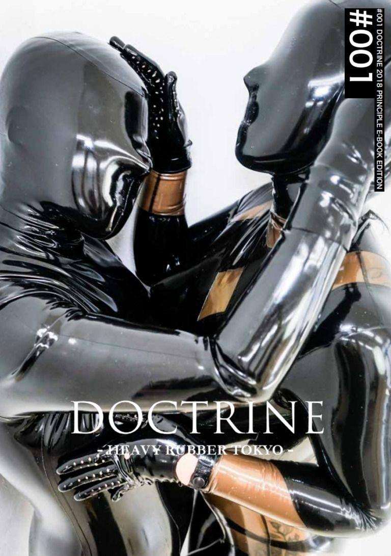DOCTRINE #001 E-BOOK EDITION