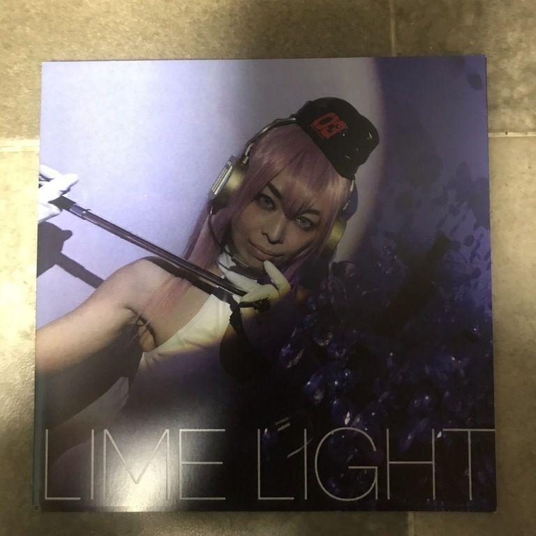 (CD)「ライムライト(るかジャケット)」