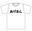 『あげまん』Tシャツ サイズ:Sサイズ カラー:白 【送料無料】