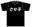 『させ子』Tシャツ サイズ:XLサイズ カラー:黒 【送料無料】