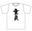 『童貞』Tシャツ サイズ:Mサイズ カラー:白 【送料無料】