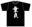 『童貞』Tシャツ サイズ:Lサイズ カラー:黒 【送料無料】