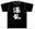 『淫乱』Tシャツ サイズ:Mサイズ カラー:黒 【送料無料】