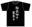 『輪姦相手募集中』Tシャツ サイズ:XLサイズ カラー:黒 【送料無料】