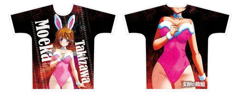 【二次受注】【受注限定】フルグラフィックTシャツ 支配の教壇 滝沢萌果 XLサイズ