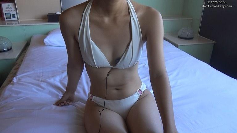 27歳 ナナさんの心音集(水着Ver)Vol.1