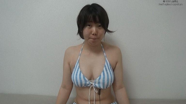 25歳 菜々さんの心音集(水着Ver)Vol.1