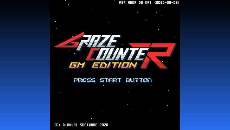 Graze Counter GM Edition ver.mega03改