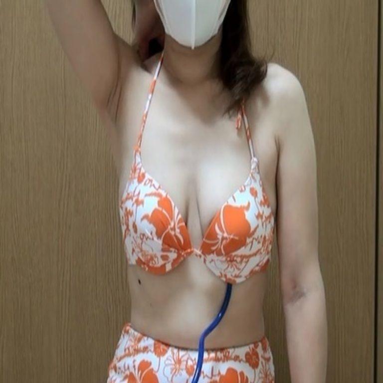 27歳 ゆうりさんの心音集(水着Ver)Vol.3