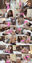 【個撮】ぷにゅ巨乳の超素直でかわいい娘がぶっ壊れて淫乱丸出しビクビク大痙攣ギャップ萌え連続イキ映像(1)