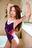 競泳水着の彼女のアップル 船橋梨子