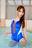 競泳水着の彼女のストロベリー Hifumi