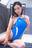 【新作】競泳水着の彼女のラズベリー あかね SideA