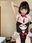 【お蔵入り】魔女コス着替え動画