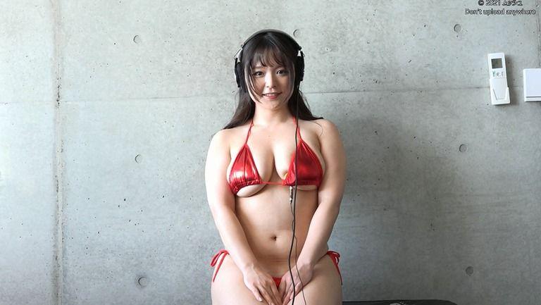 28歳 叶夢さんの心音集(水着Ver)Vol.1
