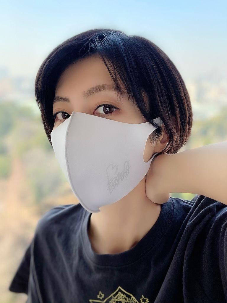 乃亜サインプリントマスク2枚セット
