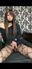 淫乱女装男子♂玲奈の極太ディルドぶち挿し&隠語連発大量射精~😽💕