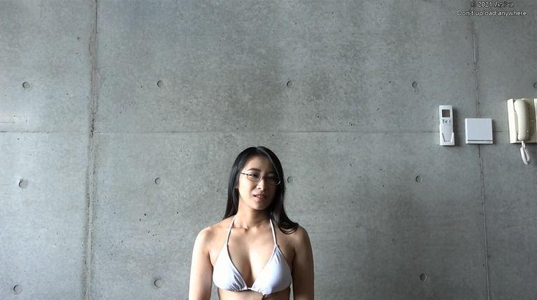 27歳 令子さんの心音集(水着Ver)Vol.1