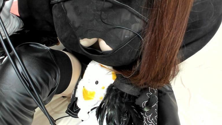 【+限定動画】2Bコスでリクエスト&雑談ASMR♥【Oct. 16, 2020】