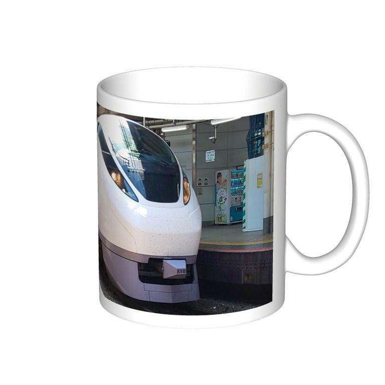 電車カップ