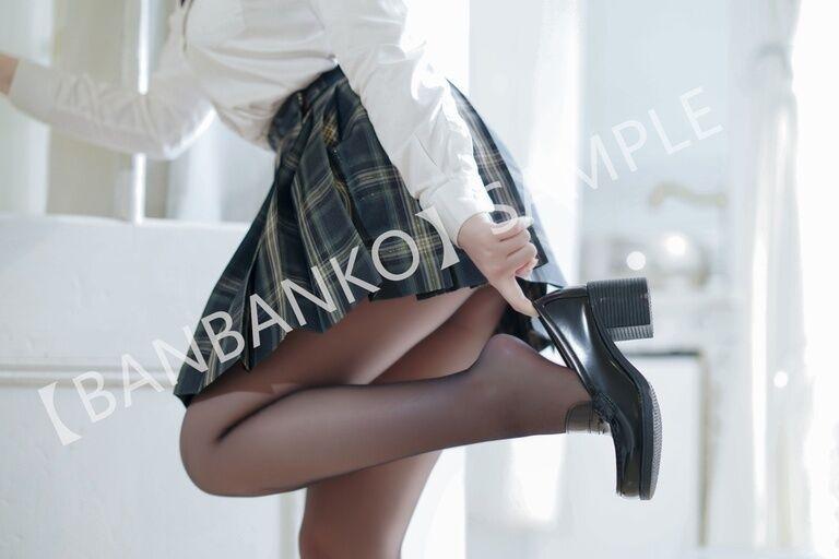 【BANBANKO】彼女の制服姿が好き