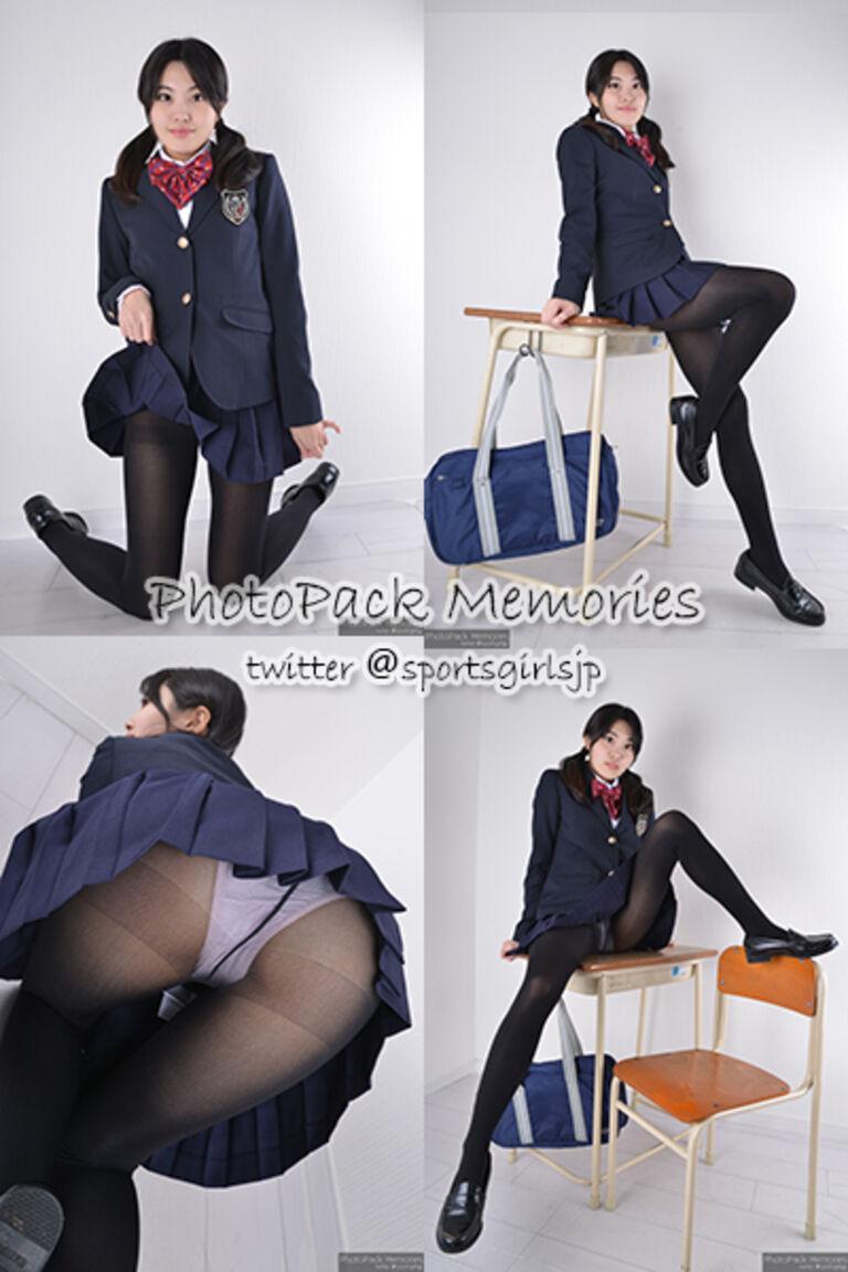 PhotoPack Memories 053 黒タイツ美脚