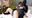 【目隠し素人娘】爆乳Kカップりおちゃん①・手に余るおっぱいを揉みながらセクハラ【 特典映像 24分付き】