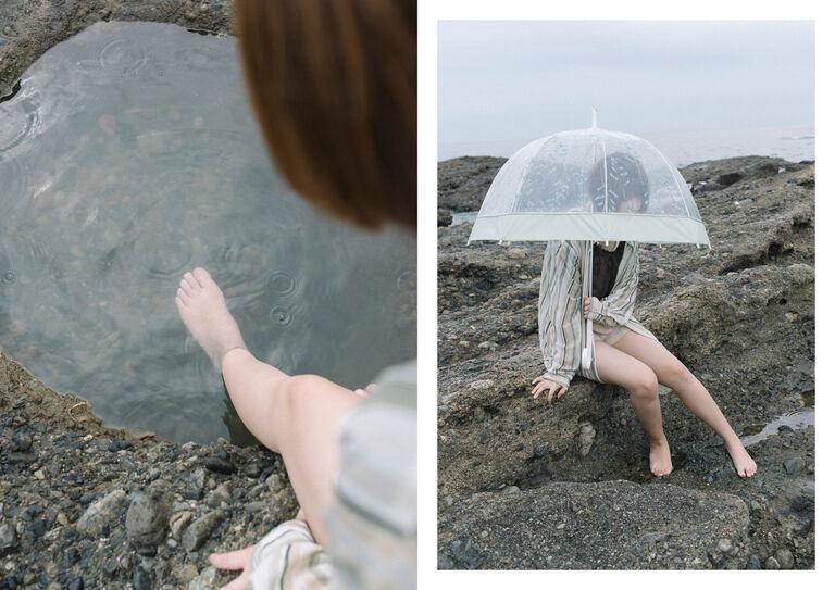 写真集「散歩する海月」 - くらげ