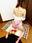 まりなみや MarinaMiya ノーブラ・ノーパンに生網タイツに挑戦※※※