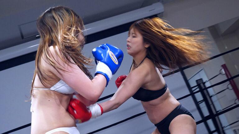 Infinit Bikini Boxing 01 Premium Edition  新村あかりvs美波沙耶