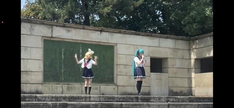 2021/07/11 りば★りべ初ステージ コスミート映像