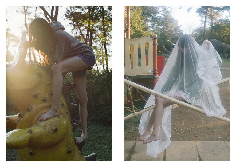 写真集「little washer of the sorrow」 - reina