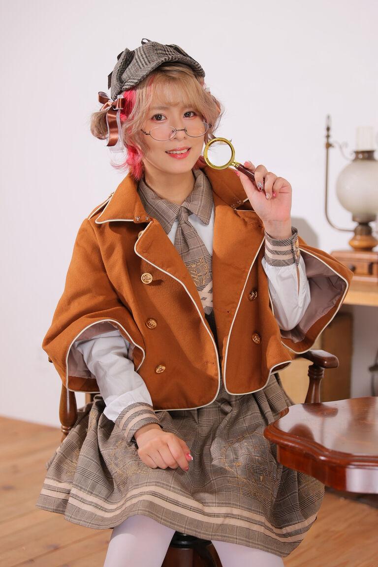 【カード型写真集】アプリ七瀬(ウエイトレス&探偵ver.)