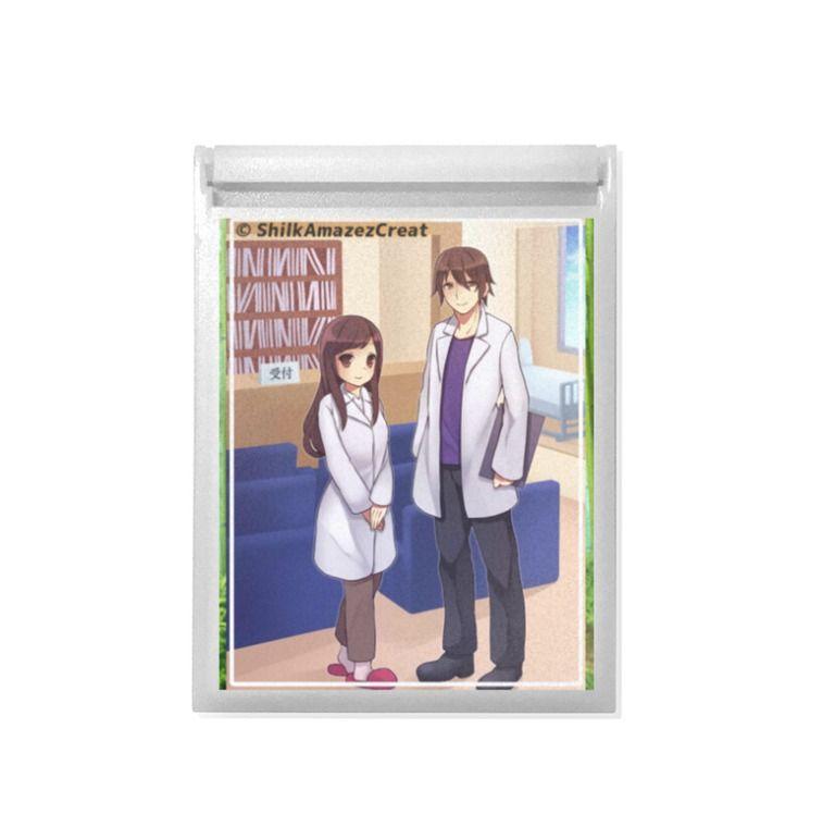 [セット販売] クイズゲーム東洋医学編 オリジナルミラー 1口3個セット