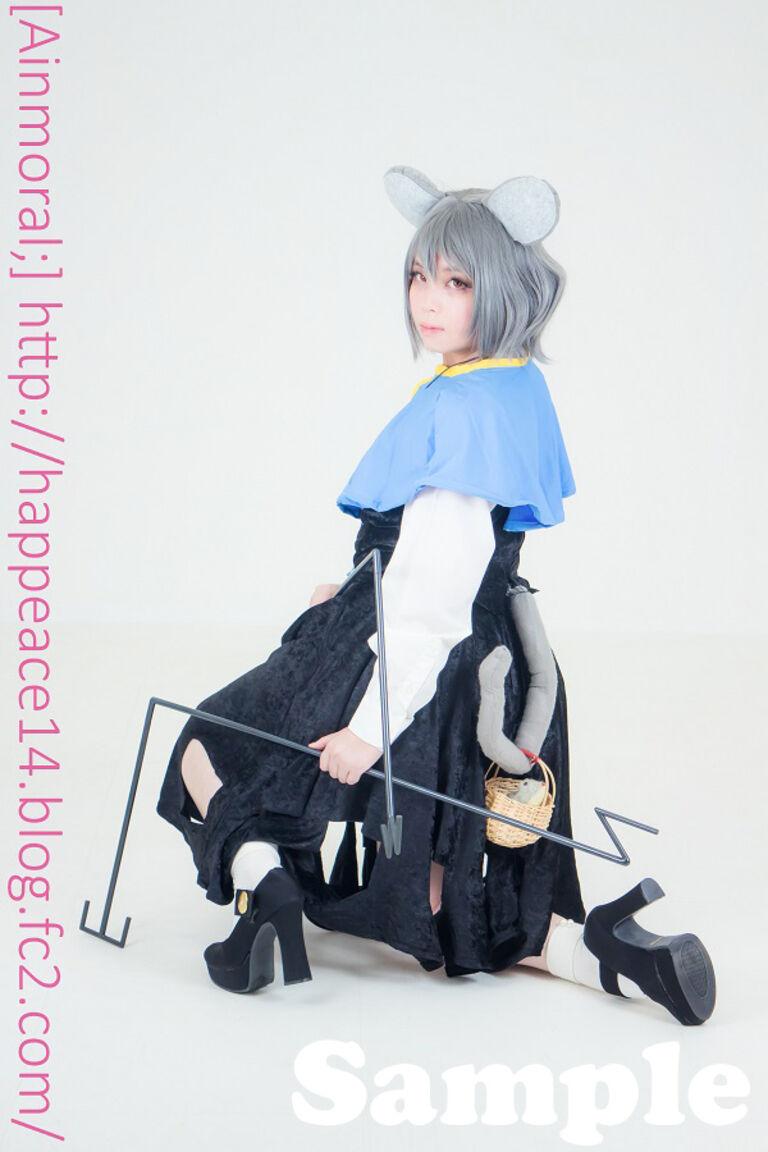 【パッケージ版】東方Project ナズーリンROM 「Mouse Girl」
