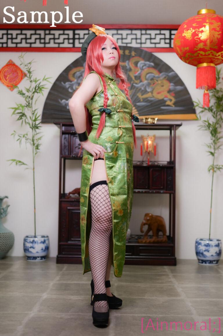【パッケージ版】東方Project紅美鈴ROM「China Girl」