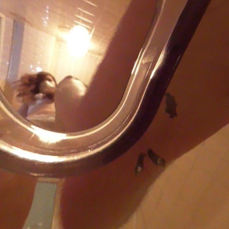 ★まゆ★浴室透明椅子(オマケあり)