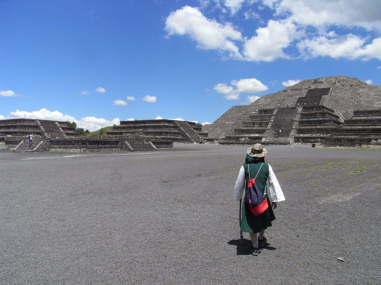 メキシコ遠征記録