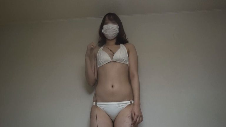 22歳 まちさんの心音集(水着Ver)Vol.4