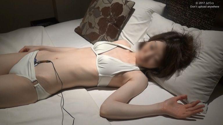 29歳 亜美さんの胃腸音集(水着Ver)Vol.1