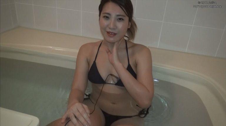 24歳 りさりささんの心音集(水着Ver)Vol.4