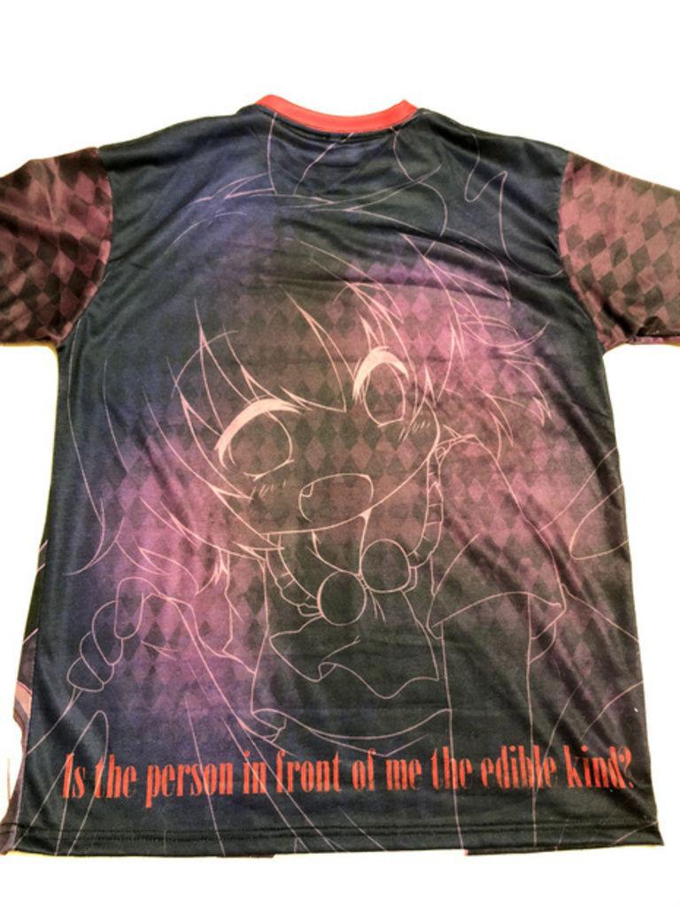 ルーミアフルカラーTシャツ