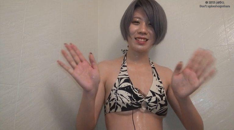 22歳 佐藤かなさんの心音集(水着Ver)Vol.4