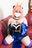 23歳Fカップ素人コスプレイヤー玉藻コスでパイズリ動画