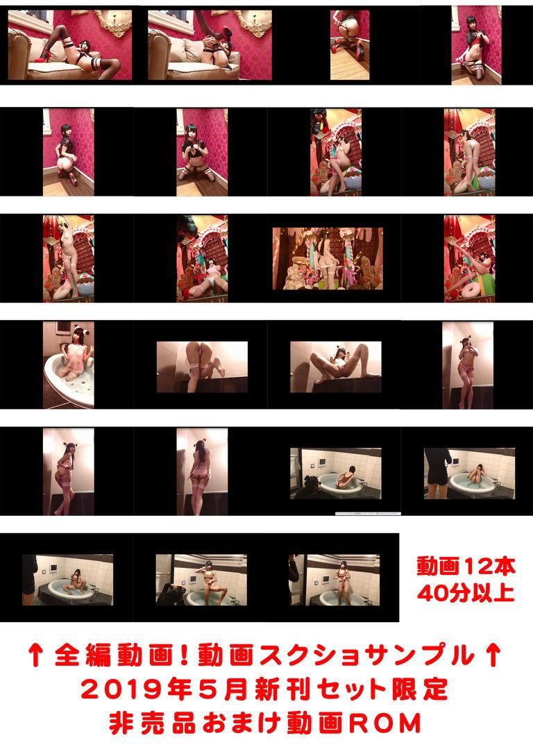 【非売品動画ROM付き】2019年5月新作セット【期間限定おまけ&送料無料】