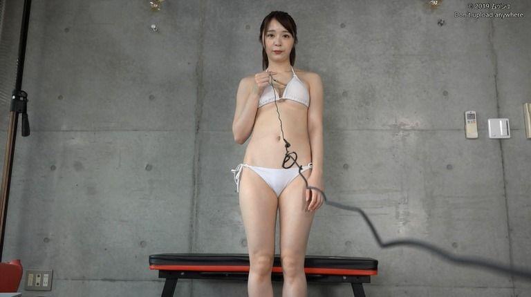 24歳 星那美月さんの心音集(水着Ver)Vol.1