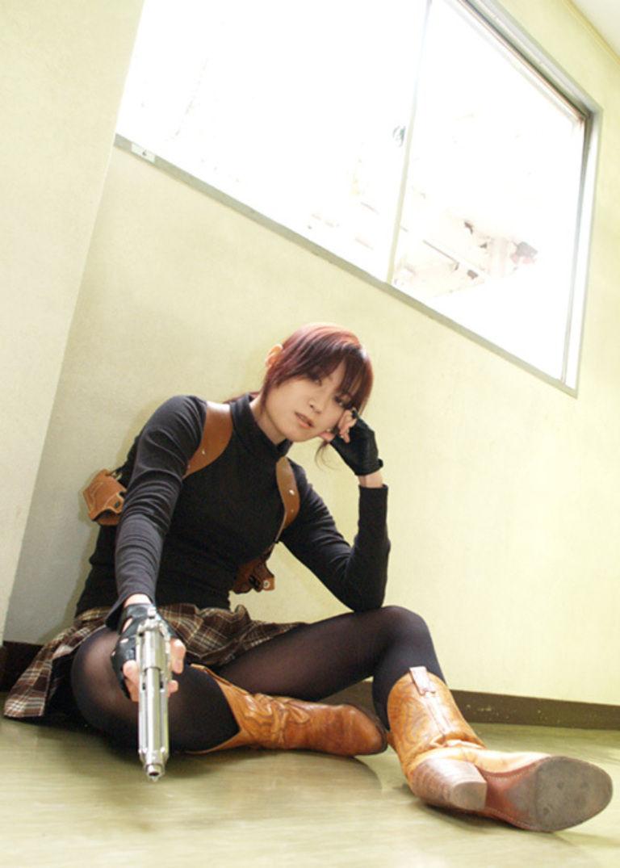 001 【CROSS EDGE】レヴィ×ロベルタ×バラライカ 女グラウンドゼロ SEI初作品
