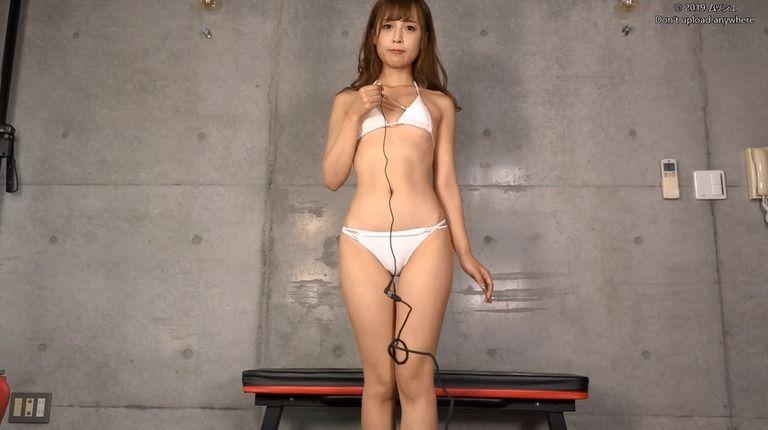 27歳 葵井えりかさんの心音集(水着Ver)Vol.1